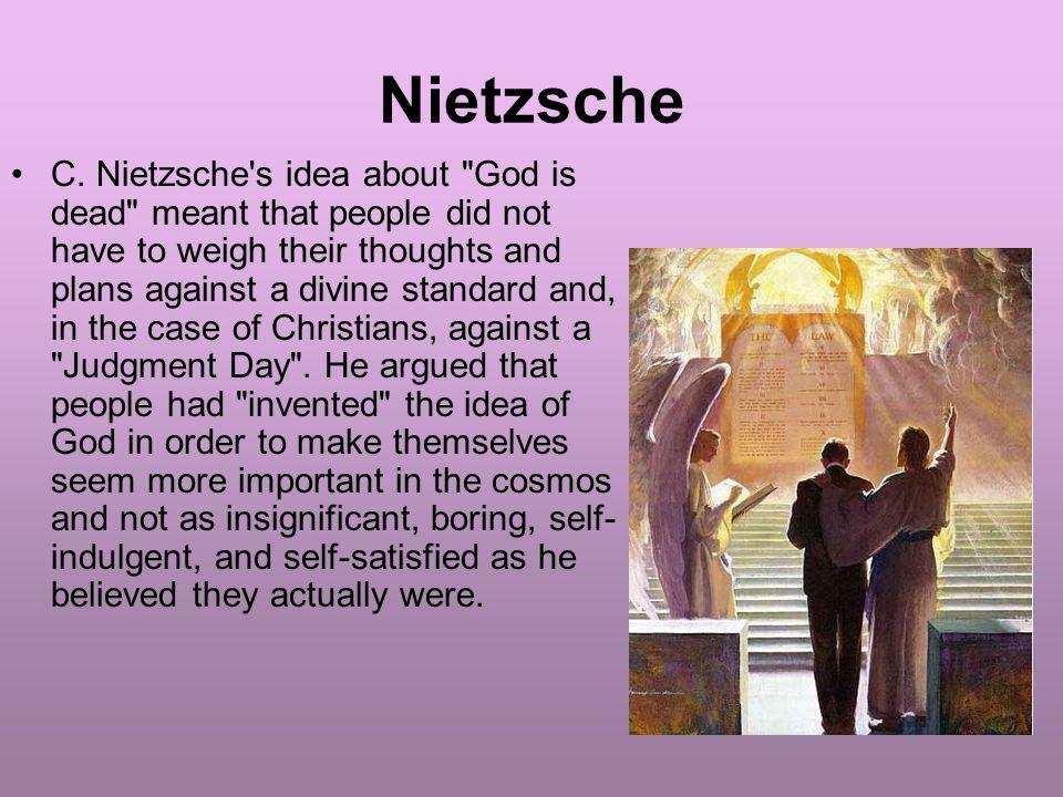 Nietzsche C.