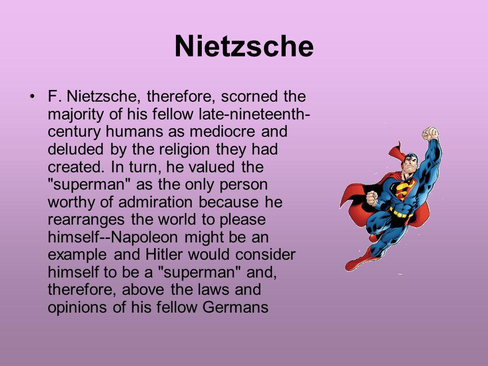 Nietzsche F.