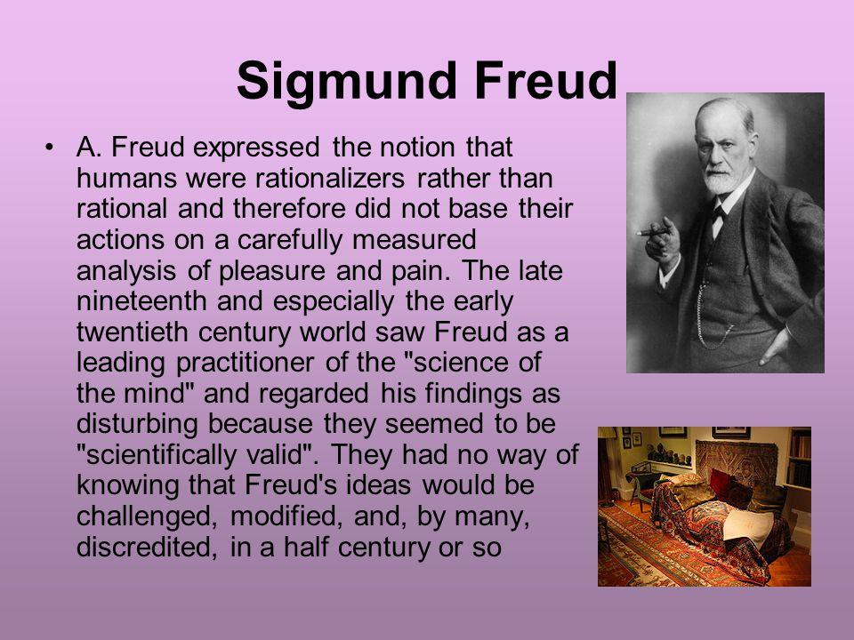 Sigmund Freud A.