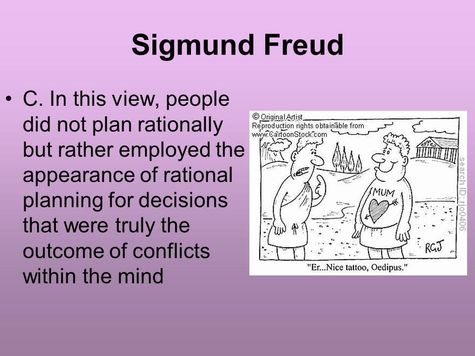 Sigmund Freud C.