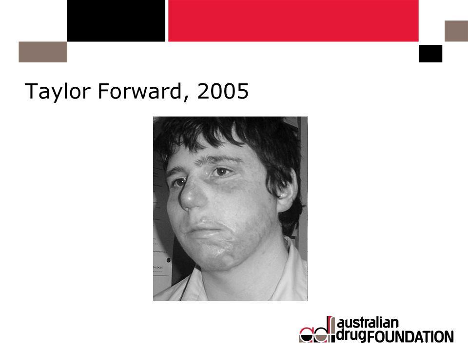 Taylor Forward, 2005