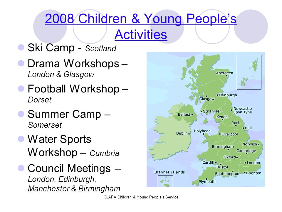 Children & Young People's Service 2008 and 2009….. Sandy Bowden Children's Services Co-ordinator