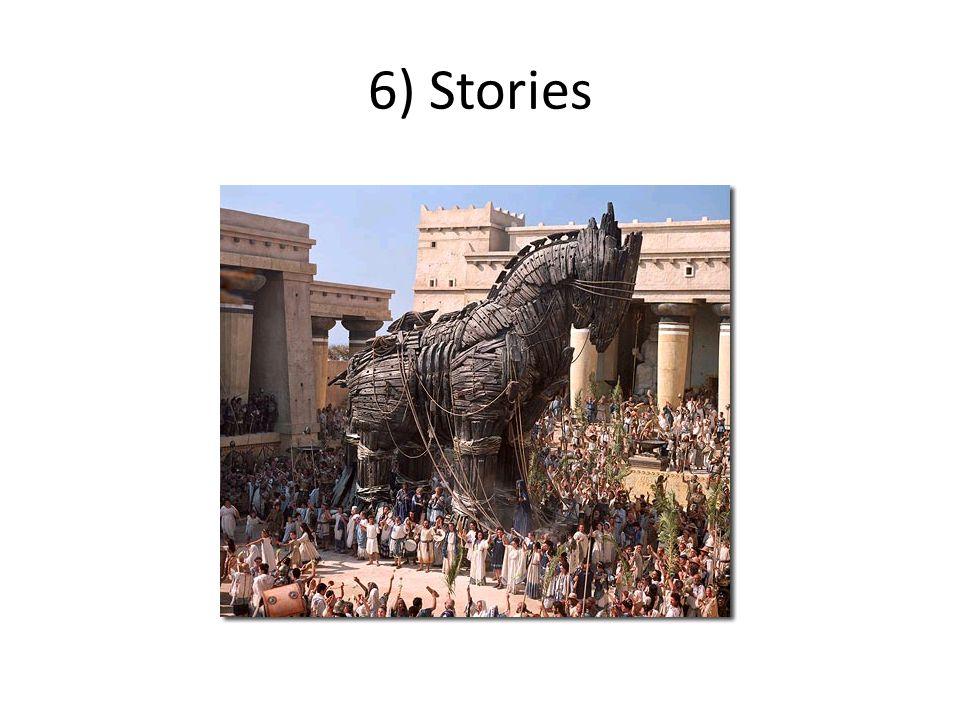 6) Stories