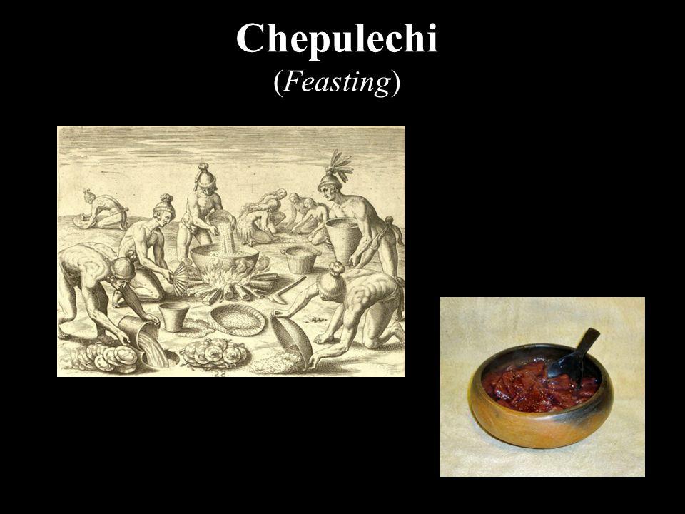 Chepulechi (Feasting)