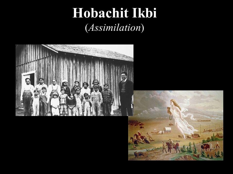Hobachit Ikbi (Assimilation)