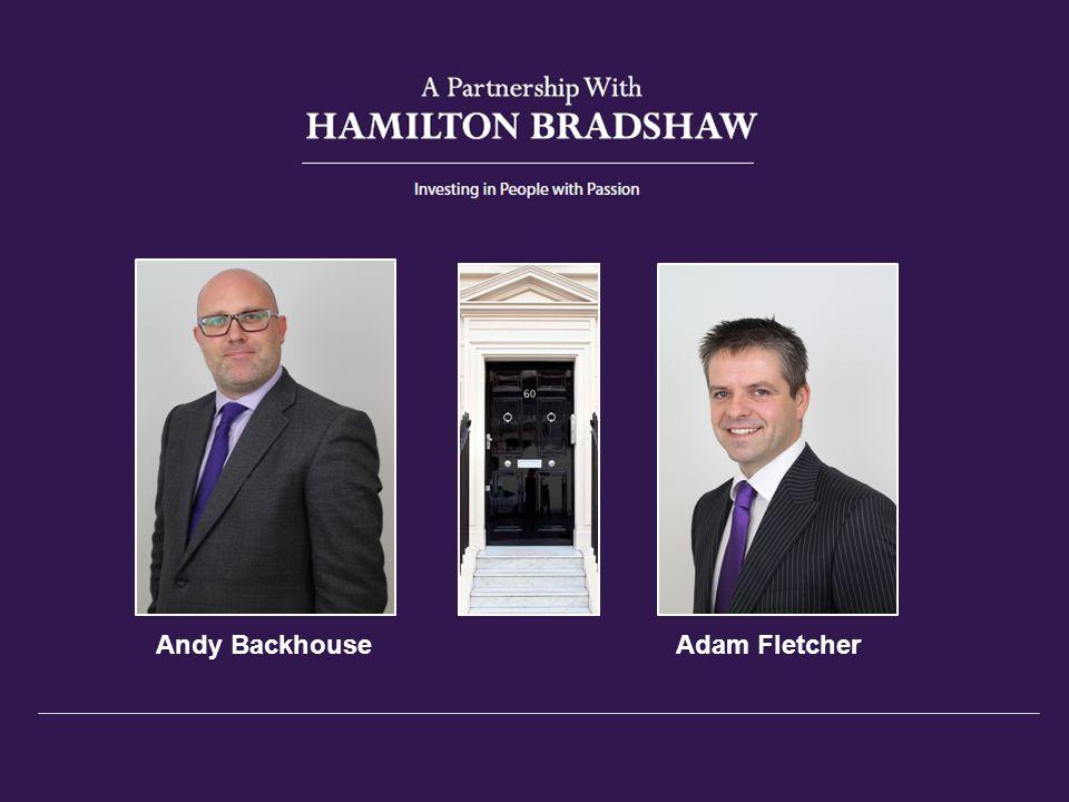 Adam Fletcher Andy Backhouse