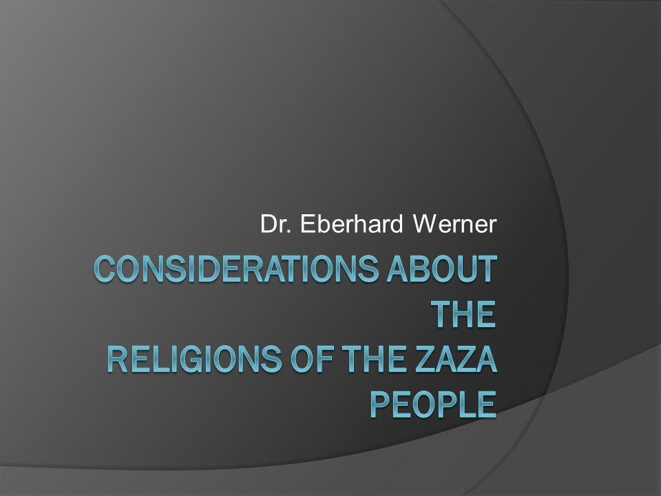 Dr. Eberhard Werner