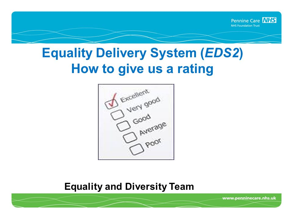 EDS2 – Background Sets out when it is unlawful to discriminate, harass or victimise a person The Act protects people from discrimination on the grounds called 'protected characteristics '.