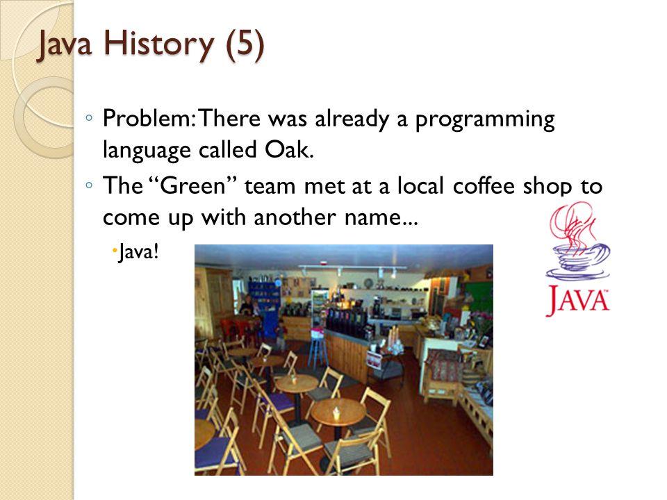 A High Level View Of Translating/Executing Java Programs (2) Java interpreter (java) Java bytecode (generic binary) Filename.class Machine language instruction (UNIX) Machine language instruction (Windows) Machine language instruction (Apple) Stage 2: Interpreting and executing the byte code