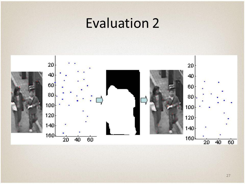 Evaluation 2 27