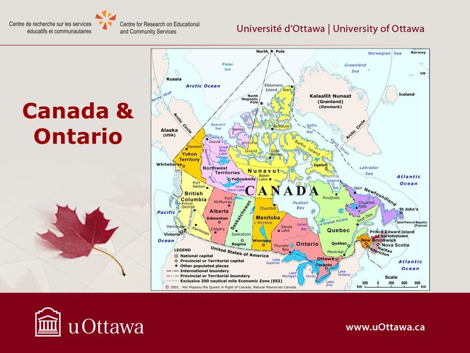 Canada & Ontario