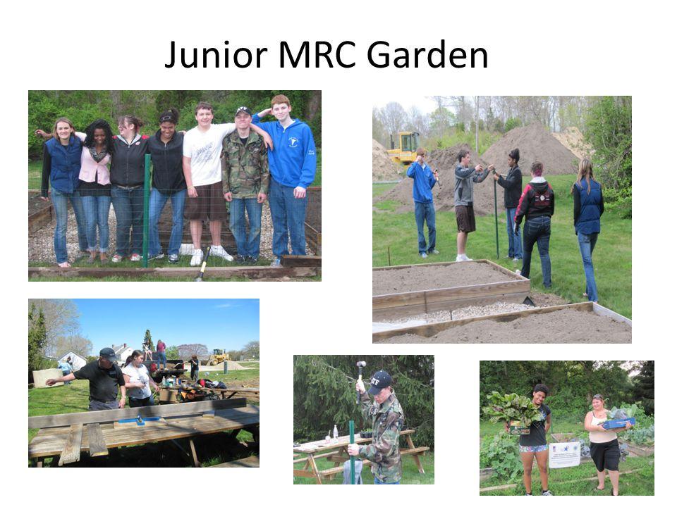Junior MRC Garden