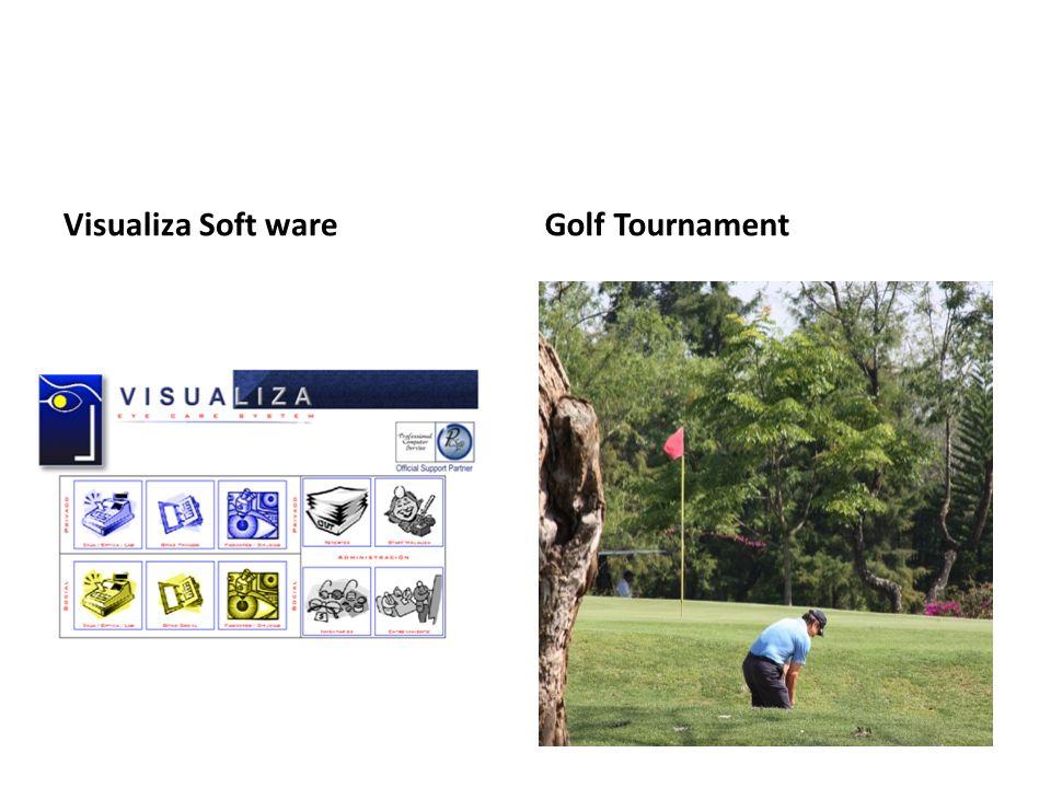 Visualiza Soft wareGolf Tournament