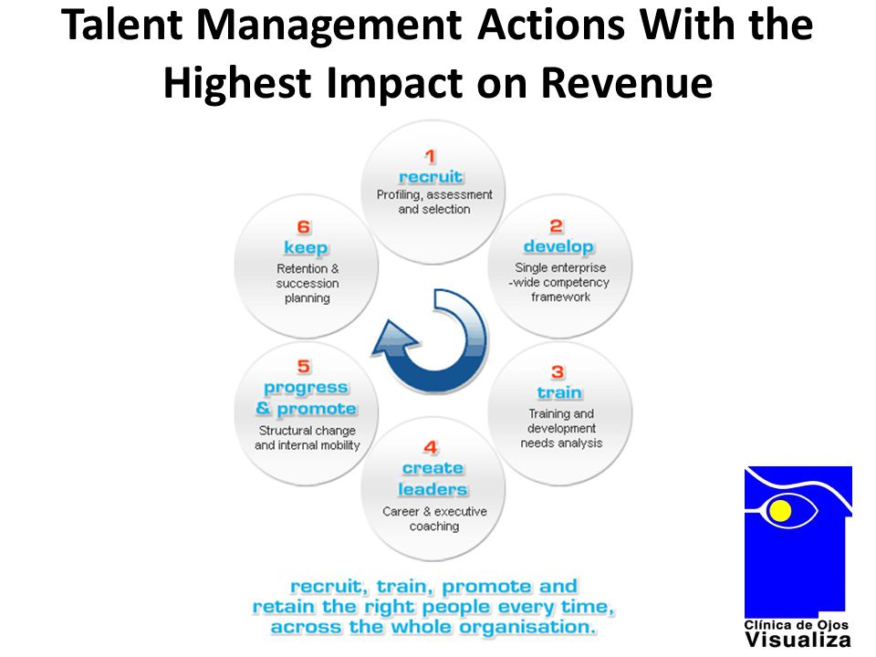 Talent Management Actions With the Highest Impact on Revenue