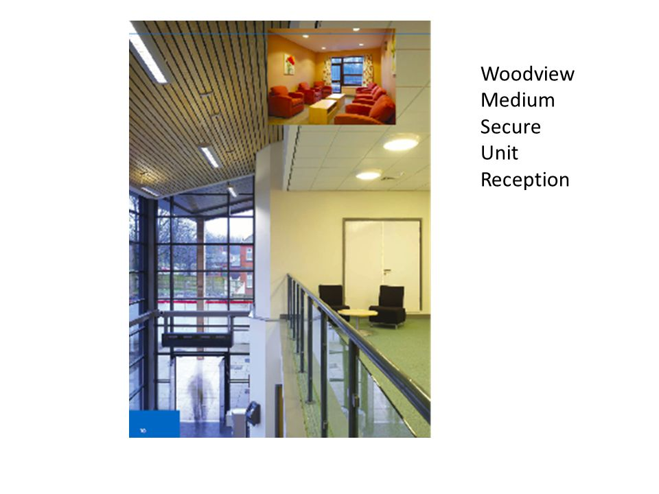 Woodview Medium Secure Unit Reception