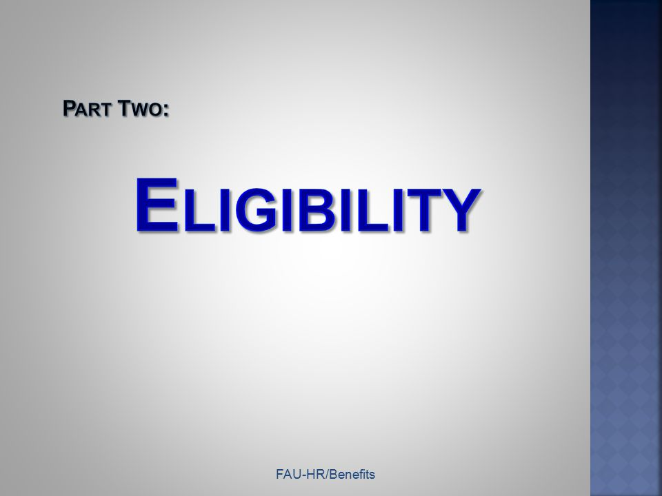 People First determines eligibility based on provisions set forth in the federal Affordable Care Act legislation and Florida state law.
