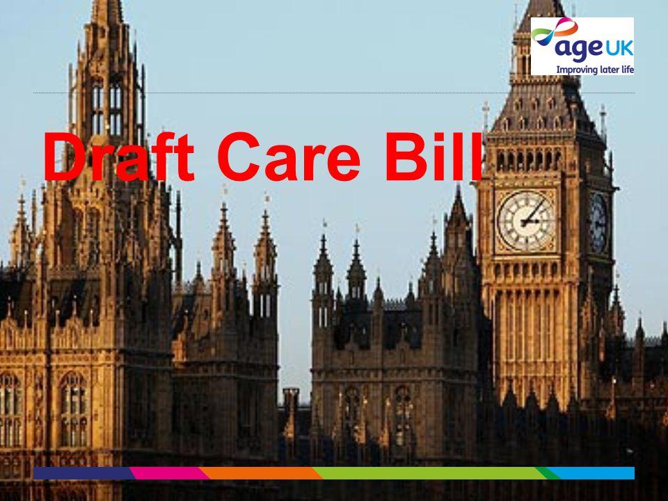 Draft Care Bill