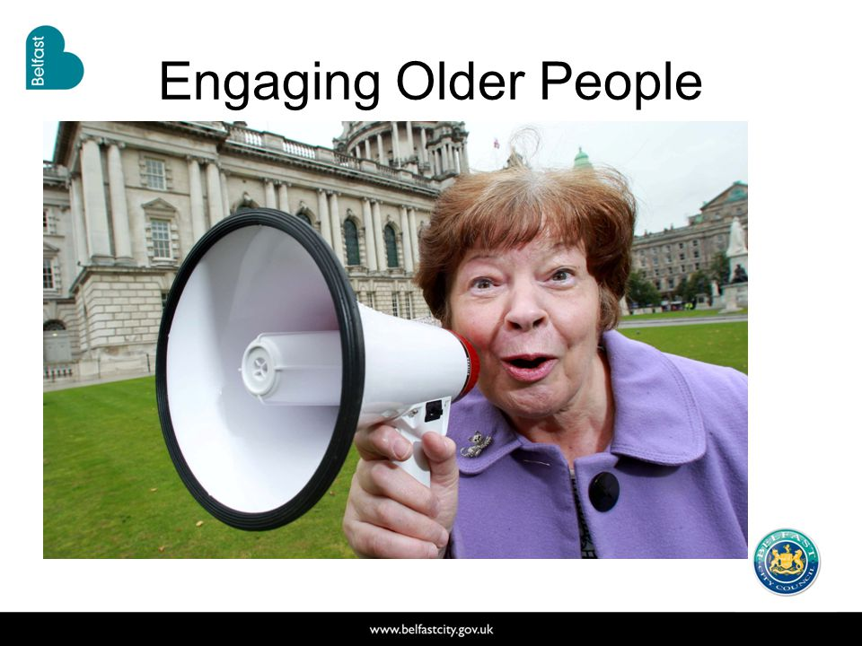 Engaging Older People
