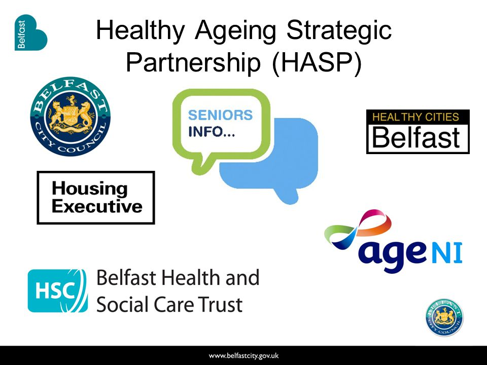 Healthy Ageing Strategic Partnership (HASP)