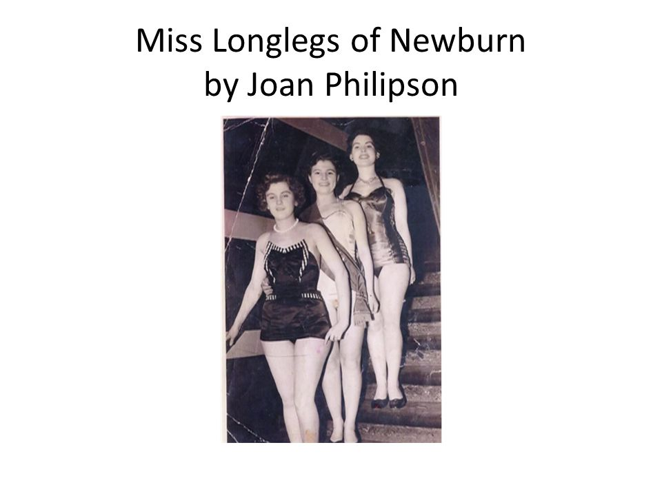 Miss Longlegs of Newburn by Joan Philipson