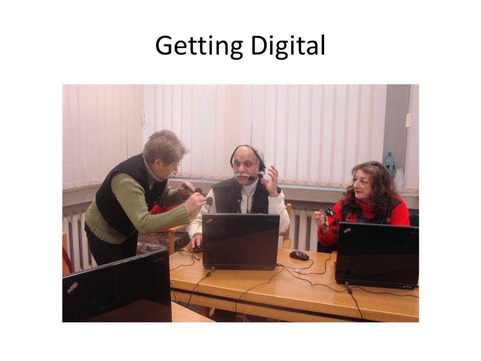Getting Digital