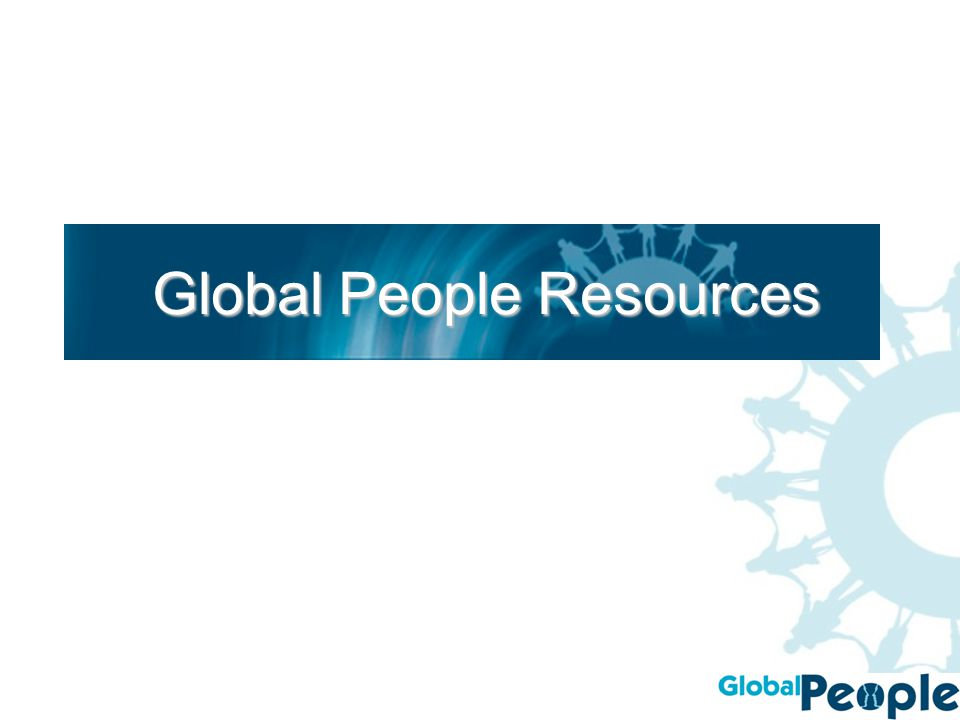 Global People Resources