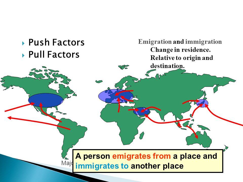  As of 2005: ◦ 33 million refugees  12 million international refugees  21 million internal refugees