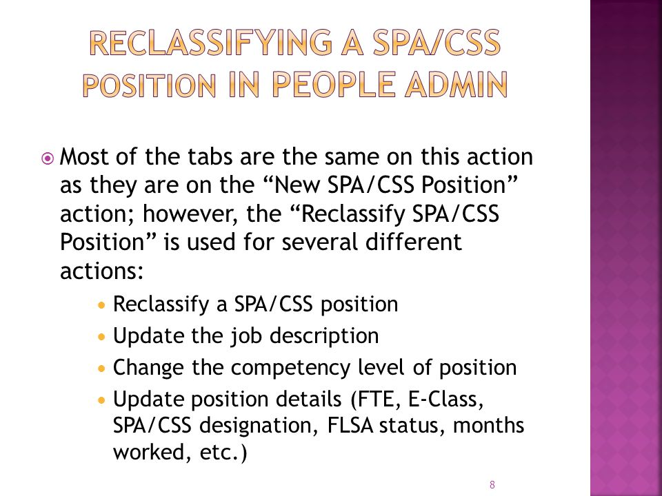 The blank text boxes hold 3900 characters  People Admin does not have spell check  Route actions to the next approver following your department's protocol prior to sending to HR  When adding supplemental documentation you will have to 1 st Attach the document, then 2 nd Confirm to attach the document 19