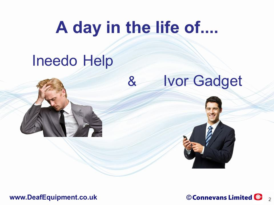 A day in the life of.... Ineedo Help & Ivor Gadget 2