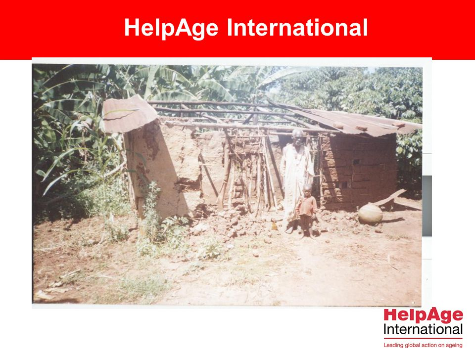 HelpAge International In Tanga in Tanzania: Older people required average $19 monthly to care for one OVC Beneficiaries of 'The National Old Age Unive