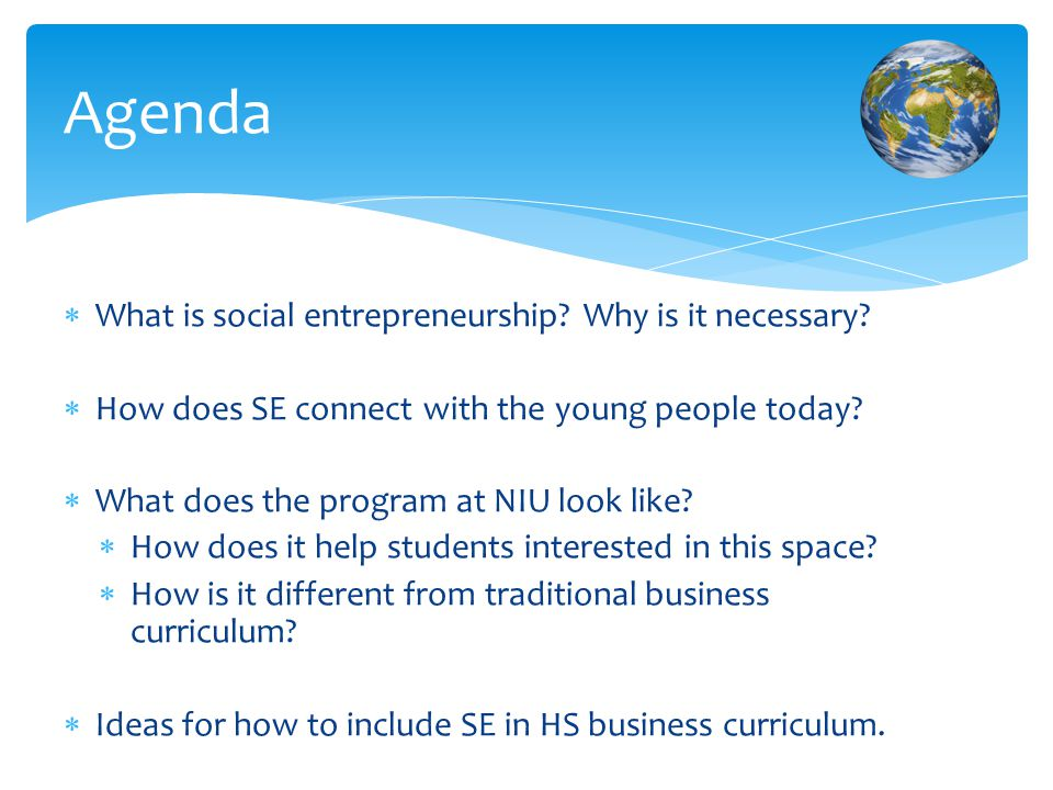 What is social entrepreneurship. Why is it necessary.