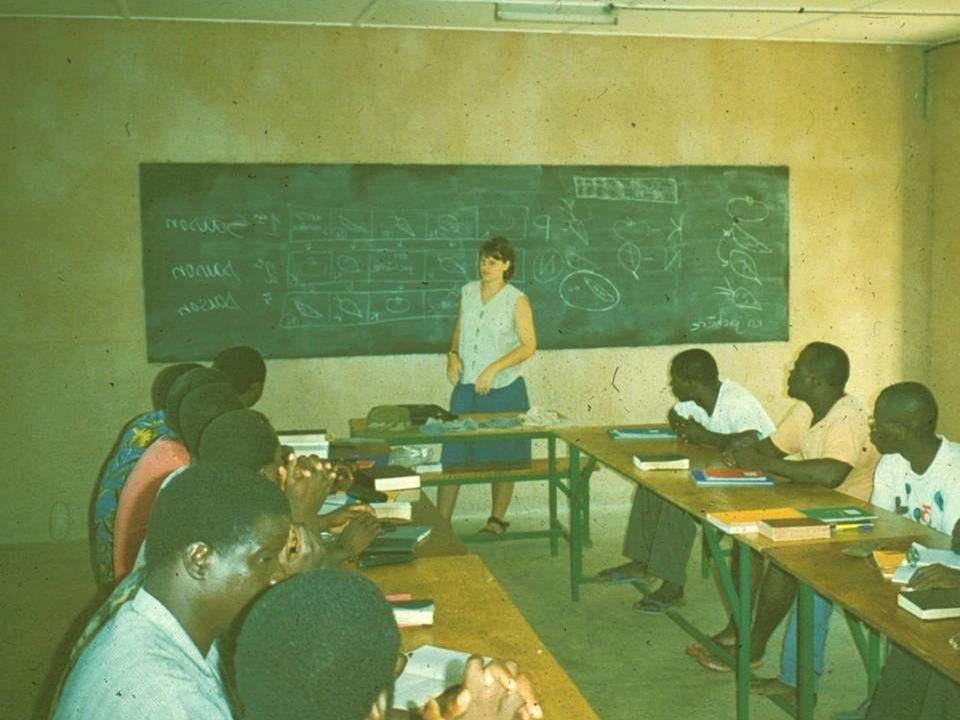 Two Week Seminars and Two Week Seminars and Two Day Workshops to Two Day Workshops to Train Trainers have been Train Trainers have been held in many c