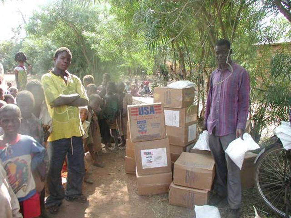 WE APPRECIATE WE APPRECIATE all those who have helped third all those who have helped third world people to feed themselves world people to feed thems