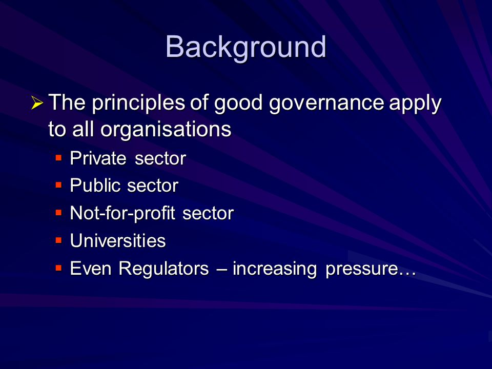 Does Good Governance and Compliance Cost.