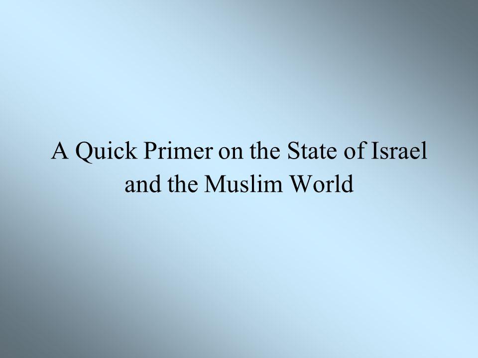  Jerusalem This, despite the fact that… …Muslims east of Israel turn their backs on Jerusalem.