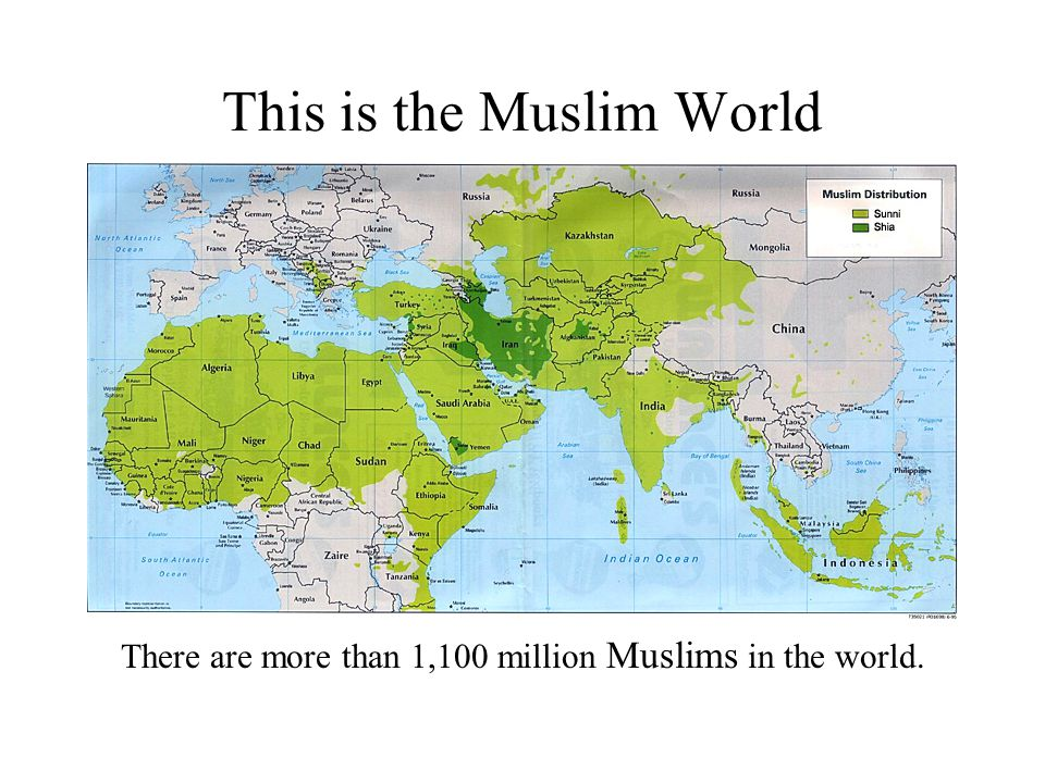  Jerusalem Now that Israel has been reborn… …the Muslims suddenly have a keen interest in the land.