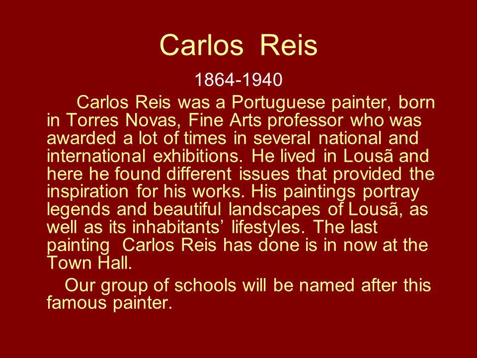 Carlos António Rodrigues dos Reis