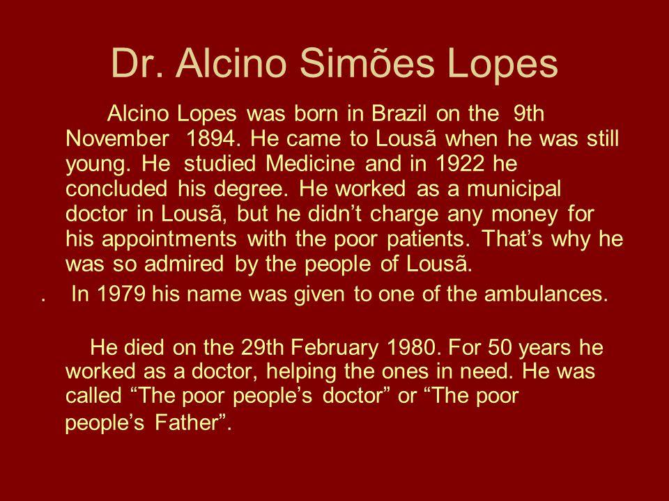 Alcino Simões Lopes
