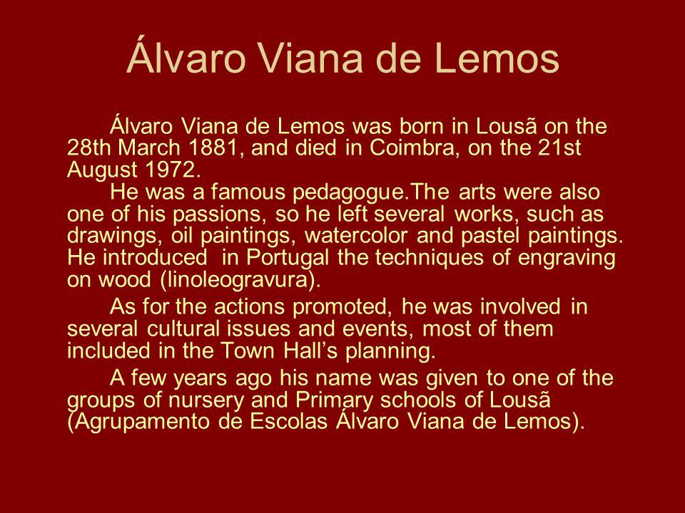Álvaro Viana de Lemos