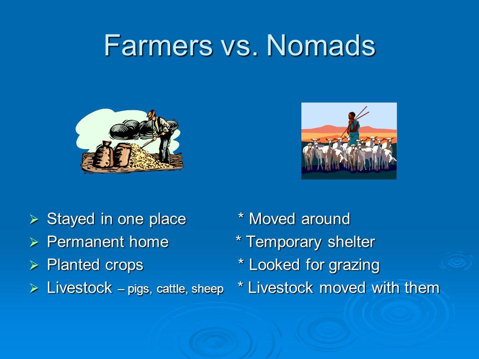 Farmers vs.