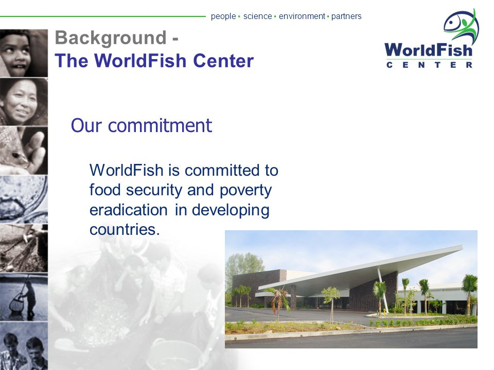 people  science  environment  partners The Fisheries Resources Information System and Tools (FiRST): An overview of the database system for storing