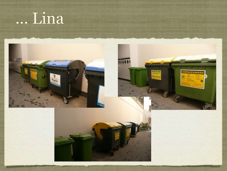 ... Lina