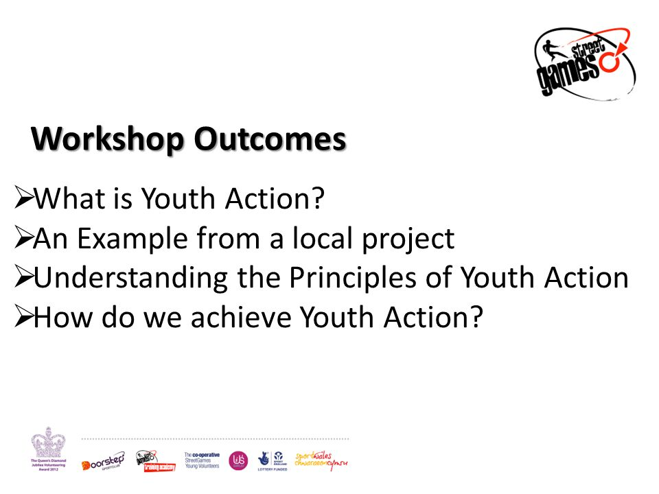  What is Youth Action.