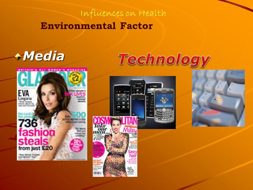 Media Influences on Health Environmental Factor