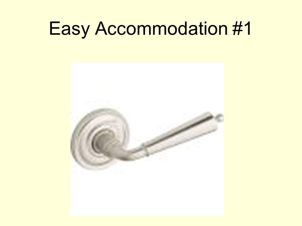 Easy Accommodation #1