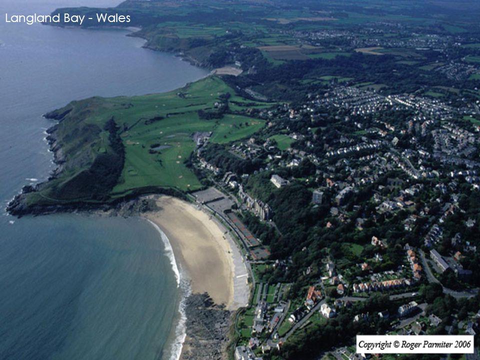 Langland Bay - Wales