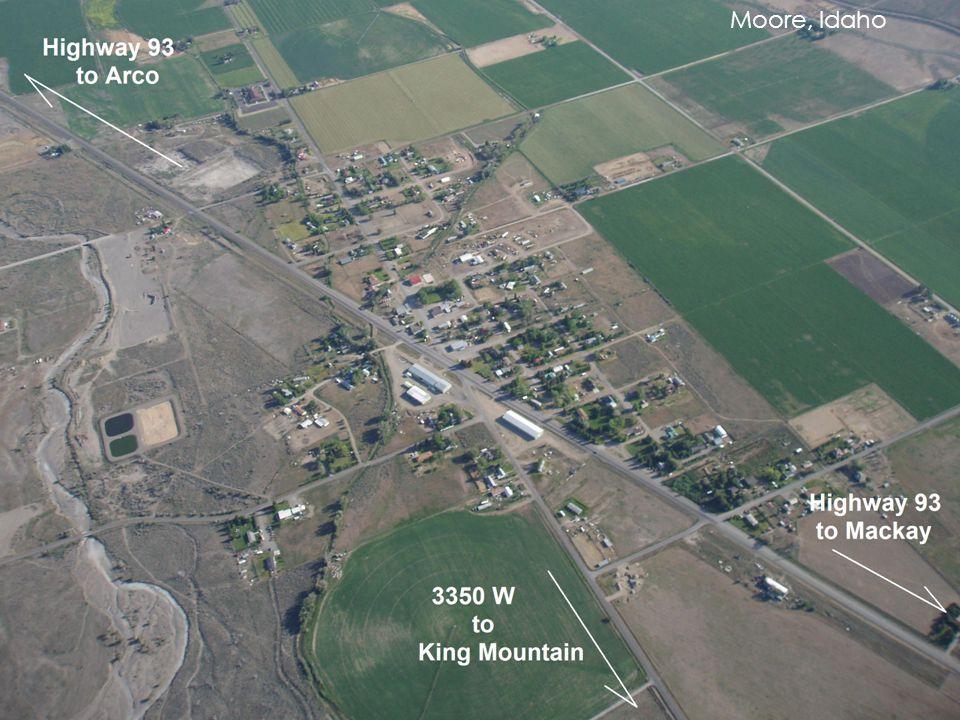 Moore, Idaho