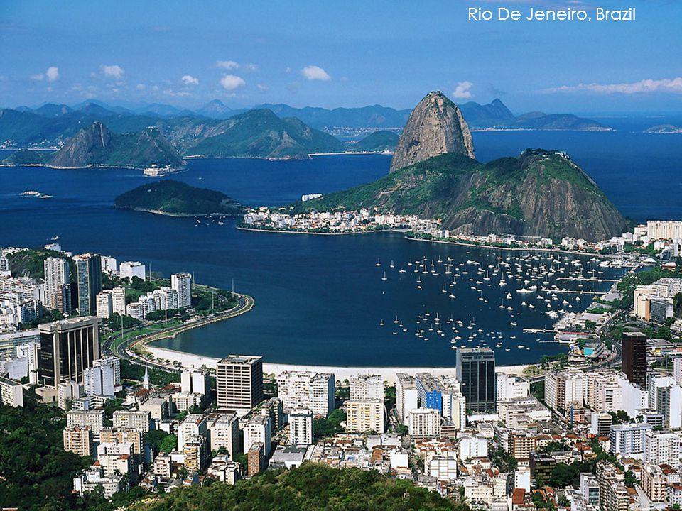 Rio De Jeneiro, Brazil