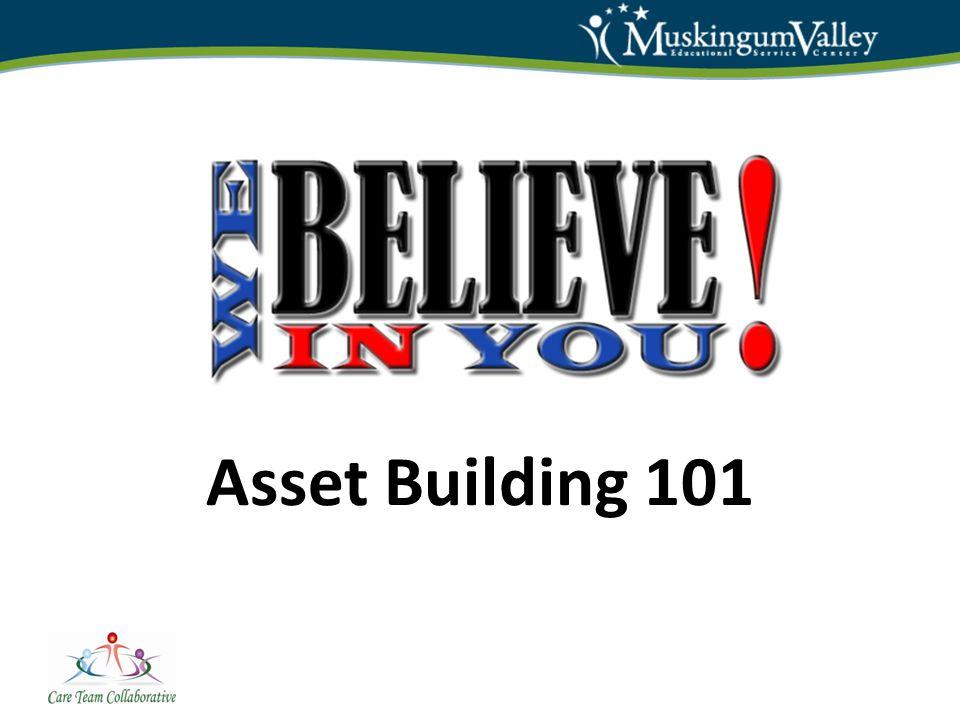 Asset Building 101
