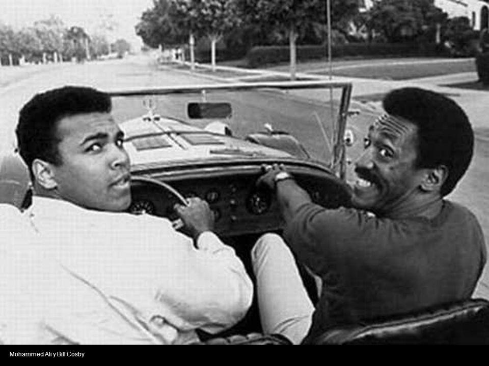 Mohammed Ali y Malcolm X
